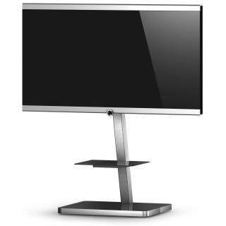 d716f4d7b TV stojan Sonorous PL 2710 (černá/stříbrná) empty